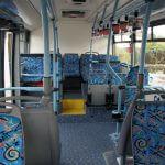 Elektrobus SOR EBN 8 - Innenansicht