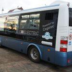 Elektrobus SOR EBN 8 - bis zu 250 Kilometer Reichweite