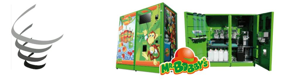 Getränkeautomaten mieten – Mr. Bobby´s Bubble-Tea-Automat leasen