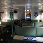 An Bord der Hertha - Gründungsschiff von Hertha BSC
