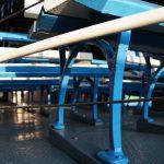 Hertha - Gründungsschiff und Namensgeber - Blick aufs Deck