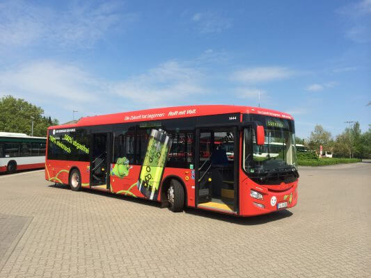 EURABUS 2.0-300 - Leasing Elektrobus KViP