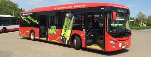 Elektrobus-Leasing EURABUS 2.0-300