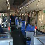 Innenansicht EURABUS 2.0-300 KViP - Leasingbus