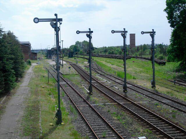 Foto Bahnhof - Unterschriftenaktion Nachtzug RE2 Berlin - Wittenberge
