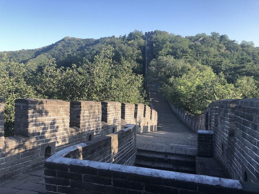 Die Chinesische Mauer