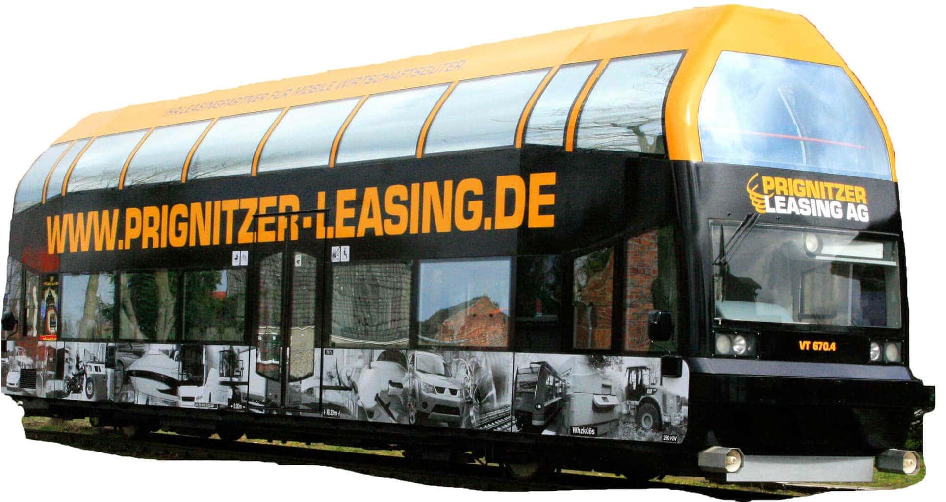 Eisenbahn – Lok Leasing